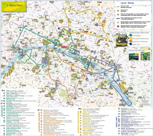 paris map landmarks paris landmarks map 7 Paris Map Landmarks Paris Landmarks Map