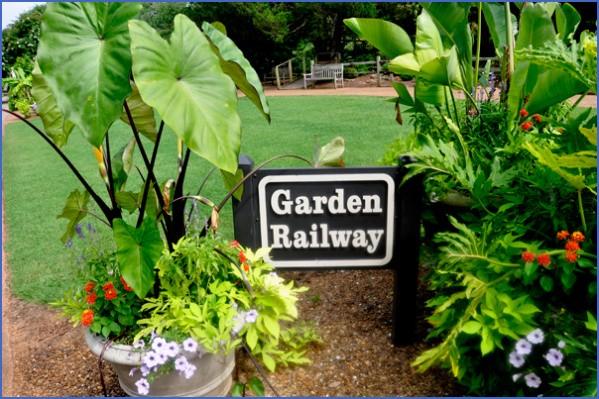 popular gardens usa  13 Popular Gardens USA