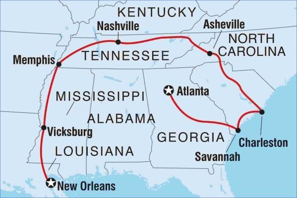 sampling tours usa 1 Sampling Tours USA