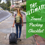 the ultimate travel packing checklist 12 150x150 The Ultimate Travel Packing Checklist