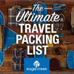 the ultimate travel packing checklist 2 150x150 The Ultimate Travel Packing Checklist