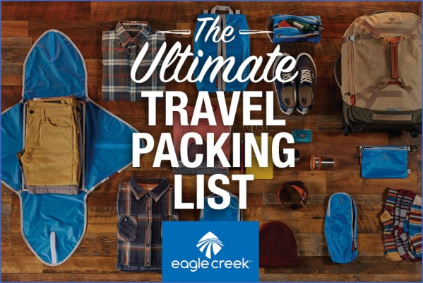 the ultimate travel packing checklist 2 The Ultimate Travel Packing Checklist