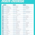 the ultimate travel packing checklist 3 150x150 The Ultimate Travel Packing Checklist