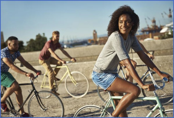 top bicycle friendly cities usa 15 Top Bicycle Friendly Cities USA