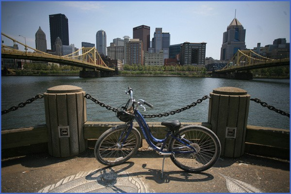 top bicycle friendly cities usa 3 Top Bicycle Friendly Cities USA