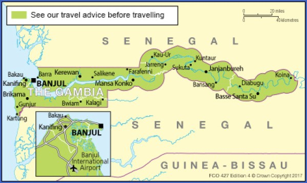 travel advice and advisories for gambia 1 Travel Advice And Advisories For Gambia