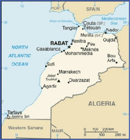 travel advice and advisories for morocco 4 Travel Advice And Advisories For Morocco