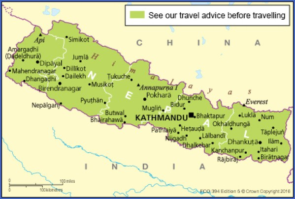 travel advice and advisories for nepal 10 Travel Advice And Advisories For Nepal