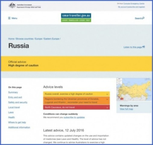 travel advice and advisories for russia 16 1 Travel Advice And Advisories For Russia