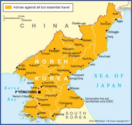 travel advice and advisories for south korea 6 Travel Advice And Advisories For South Korea