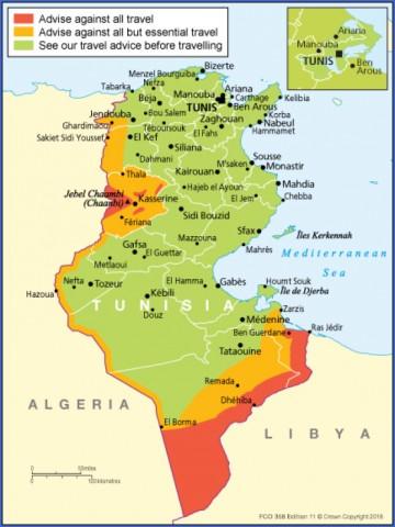 travel advice and advisories for tunisia 0 Travel Advice And Advisories For Tunisia
