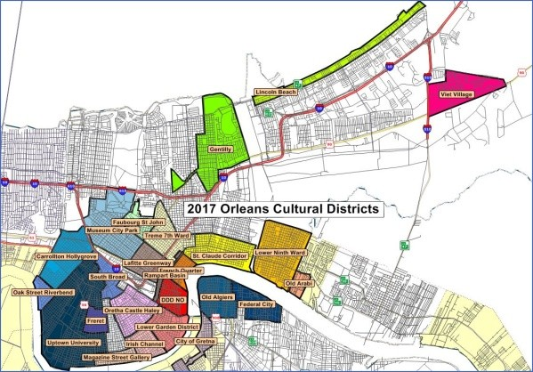 usa cultural districts 7 USA CULTURAL DISTRICTS