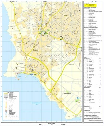 villages map explore paphos 0 Villages Map: Explore Paphos