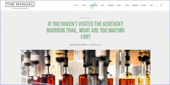 whiskey and bourbon trails in usa 4 Whiskey and Bourbon Trails in USA