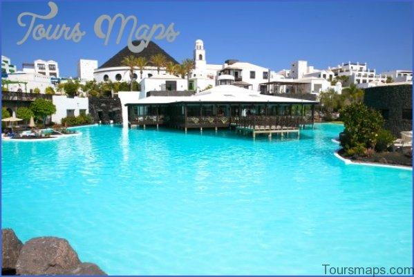 5 best 5 star luxury holiday hotels in lanzarote 3 5 Best 5 Star Luxury Holiday Hotels In Lanzarote