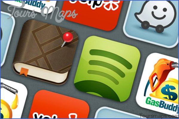 5 best apps for road trips 1 5 Best Apps for Road Trips