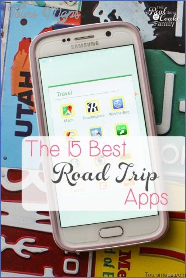 5 best apps for road trips 7 5 Best Apps for Road Trips