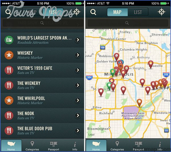 5 best apps for road trips 8 5 Best Apps for Road Trips