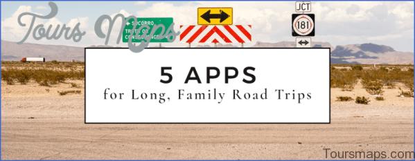 5 best apps for road trips 9 5 Best Apps for Road Trips