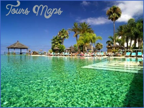 5 best hotels in los cristianos tenerife 2 5 Best hotels in Los Cristianos Tenerife