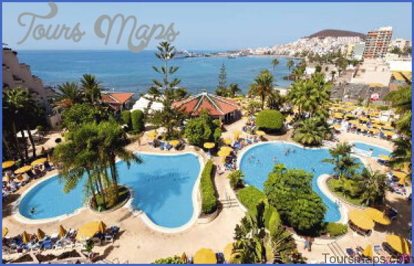 5 best hotels in los cristianos tenerife 6 5 Best hotels in Los Cristianos Tenerife