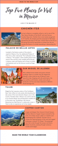 5 best places to visit in mexico 17 5 Best Places to Visit in Mexico