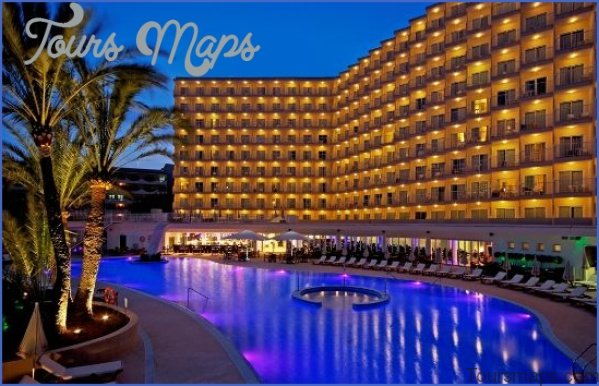 8 best hotels in magaluf majorca 1 8 Best hotels in Magaluf Majorca