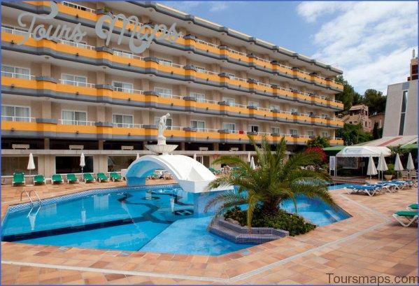 8 Best Hotels In Paguera Peguera Majorca Toursmaps Com