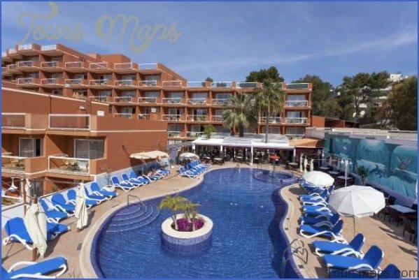 8 best hotels in paguera peguera majorca 2 8 Best hotels in Paguera   Peguera Majorca