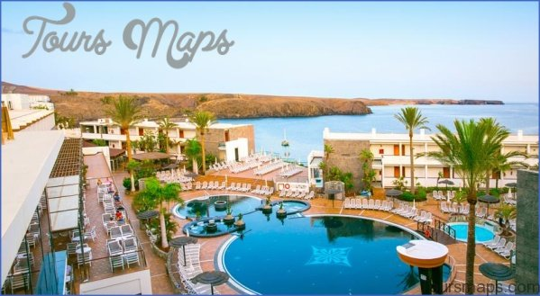 8 best hotels in playa blanca lanzarote 2 8 Best hotels in Playa Blanca Lanzarote