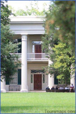 andrew jacksons hermitage general admission 12 Andrew Jacksons Hermitage General Admission