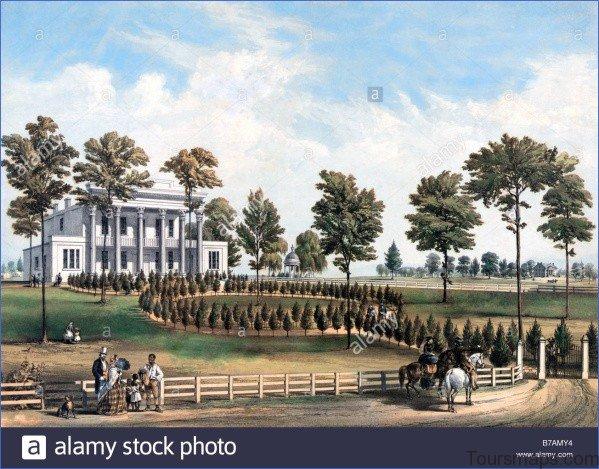 andrew jacksons hermitage general admission 7 Andrew Jacksons Hermitage General Admission