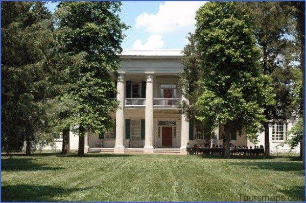 andrew jacksons hermitage general admission 9 Andrew Jacksons Hermitage General Admission