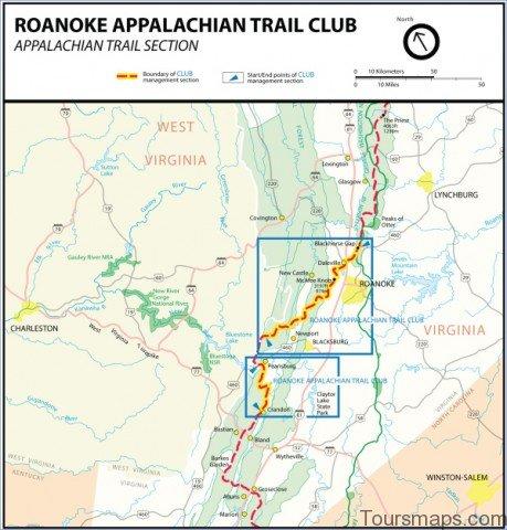appalachian map 14 Appalachian Map