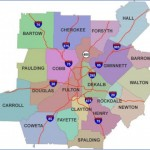 atlanta area map 16 150x150 Atlanta Area Map