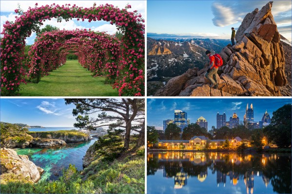 best city parks in usa 7 Best City Parks in USA