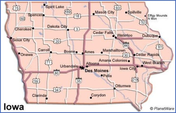 cedar rapids map and guide 15 Cedar Rapids Map and Guide