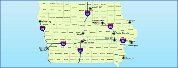 cedar rapids map and guide 7 Cedar Rapids Map and Guide