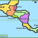 central america map 1 150x150 Central America Map
