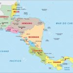 central america map 9 150x150 Central America Map
