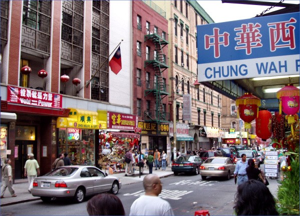 chinatown districts in usa 0 Chinatown Districts in USA