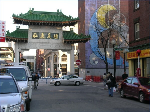 chinatown districts in usa 1 Chinatown Districts in USA