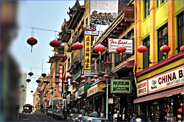 chinatown districts in usa 5 Chinatown Districts in USA