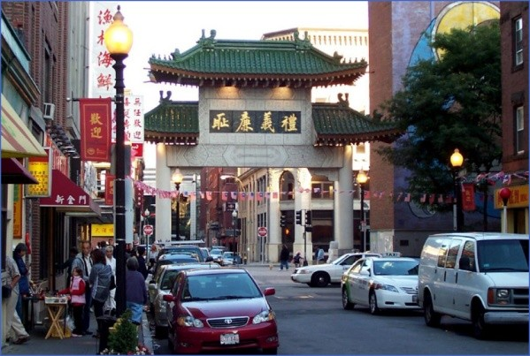 chinatown districts in usa 9 Chinatown Districts in USA