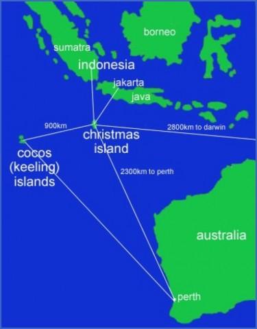 cocos island map 15 Cocos Island Map