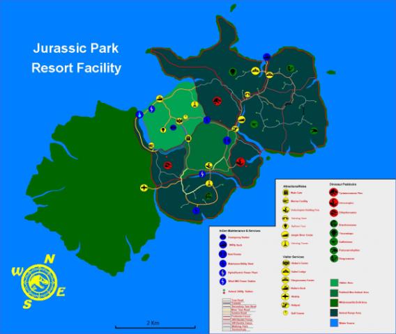 cocos island map 17 Cocos Island Map