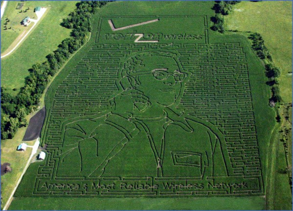 corn mazes in usa 8 Corn Mazes in USA