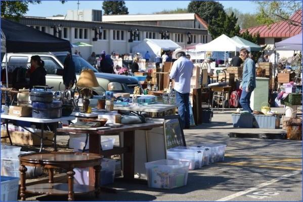 flea markets in usa 12 Flea Markets in USA