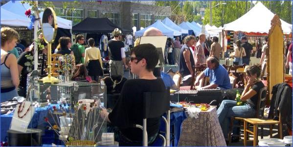 flea markets in usa 16 Flea Markets in USA