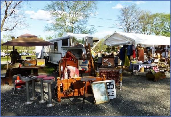 flea markets in usa 7 Flea Markets in USA